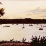 Brownsea Sunset