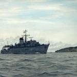HMS Brecon M29