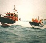The Poole Lifeboats