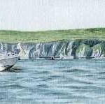 Rhapsody off Alum Bay