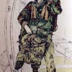 SAS Parachutist
