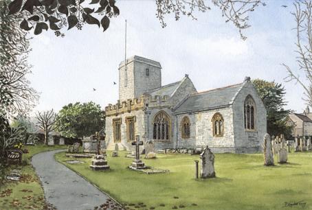 Stinsford Church