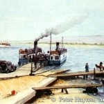 The Old Sandbanks Chain Ferry