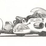 Helmut Fath's Sidecar Racer
