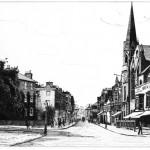 Upper High Street, Old Poole circa 1900